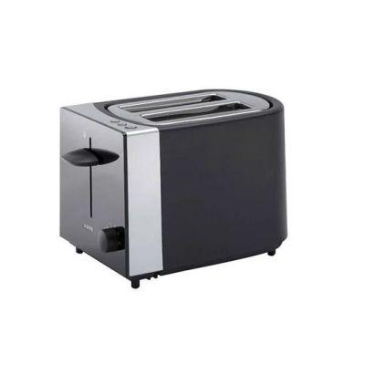 Ekmek kızartma makinası, 900 W, 2 dilim, siyah