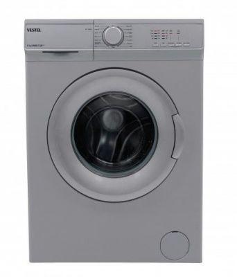 7 kg, 1000 d/d,  çamaşır makinesi,  silver,  A++,  86 - 60 - 55 CM