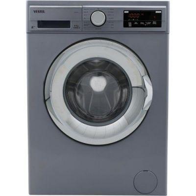 9 kg,  1200 d/d,  çamaşır makinesi,  silver,  A+++,  86 - 60 - 60 CM
