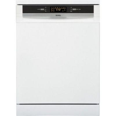 6 program, ekonomi programlı bulaşık makinesi, 9LT su tüketimi, beyaz, A++, 86 - 60 - 61,5 CM