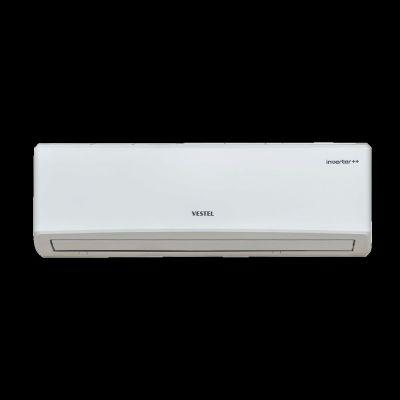 9000 Btu/h Soğutma/ 10000 Btu/h Isıtma, R410 A++ enerji, inverter klima