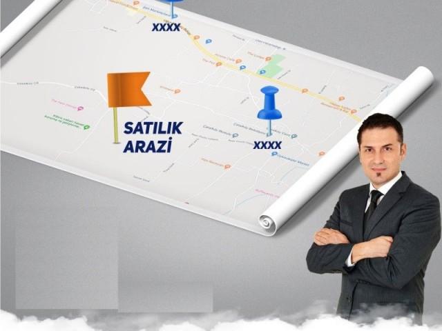 Lefkoşa aile yaşamının yeni merkezi Yenikent bölgesinde, iki kat izinli, Türk Malı arsalar…