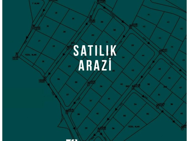 Yenişehir'de Ana Cadde Üzeri 3600m2 Ticari Arazi