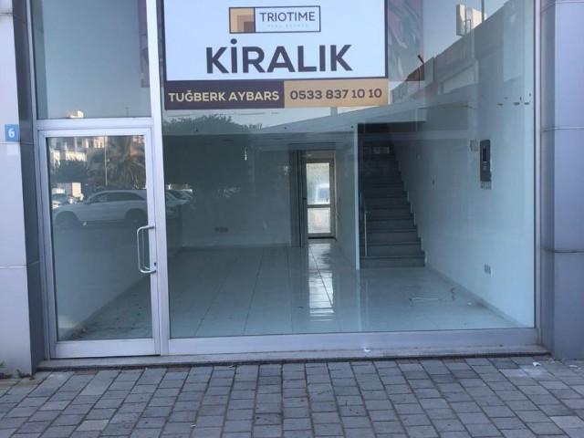 Girne Karakum'da Aylık Ödemeli Kiralık Dükkan 850 STG