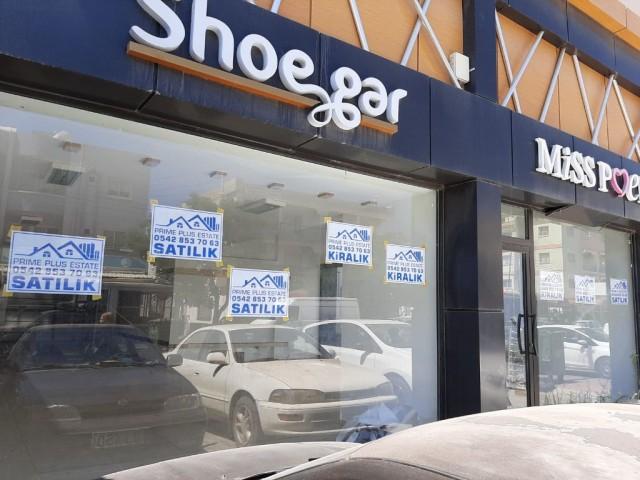 Magusa  Salamis yolu Satılık Dükkan  Eşdeğer koçan 380,000 stg