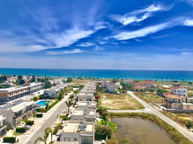 LONG BEACH'TE DENİZE YÜRÜME MESAFESİNDE SATILIK 2+1 YENİ DAİRE