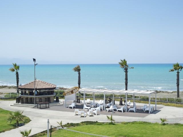 Gaziveren'de 1-3 yatak odalı daire + ödüllü kompleks + deniz cephesi + türk koçanlı Satılık daireler