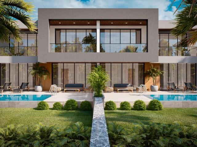 Yeniboğaziçi'nde, 3+1 Müstakil Havuzlu Lüks Villa! Şok Lansman Fiyatıyla!