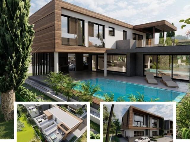Villa For Sale In Yeni Boğaziçi, Famagusta