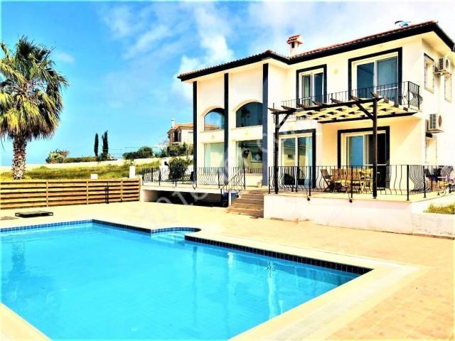 Satılık Muhteşem Manzaralı Super Luks Villa