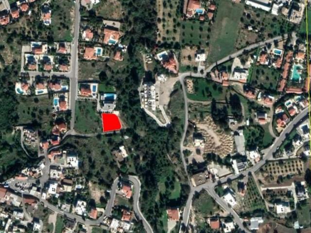 Girne Çatalköy Satılık Arsa