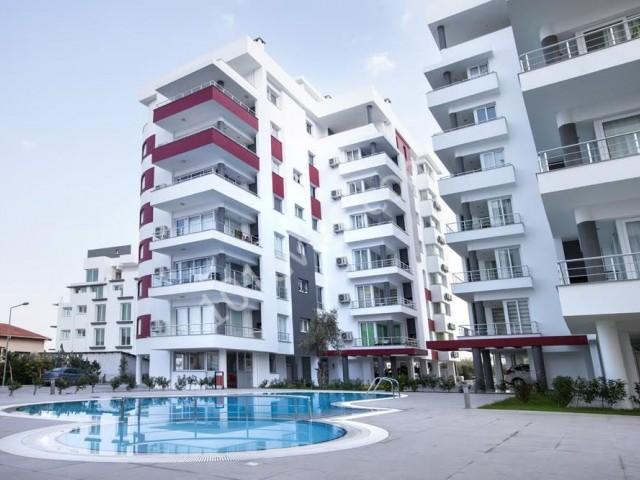 Girne Merkezde, Şehir Stresinden Uzak, Kyrenia 360 Residence'da Satılık Daire