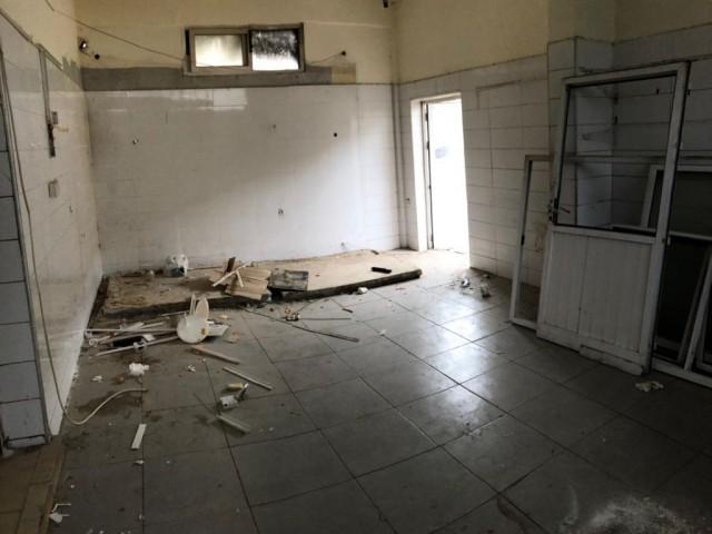 Göçmenköy'de Yol Üzerinde Kiralık Dükkan