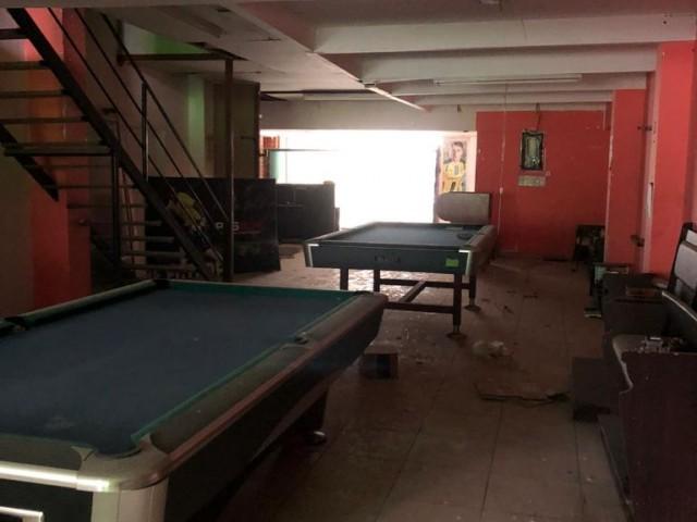 Lefkoşa Surlariçi- Girne Caddesinde Sendeli + Bodrumlu Kiralık Dükkan