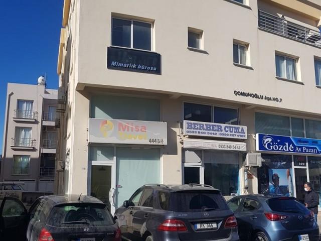 Lefkoşa Yenişehir'de Kiralık Ofis