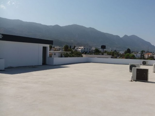 Brand New Prestigious Offices and Business Units For Rent with Sea & Mountain Views