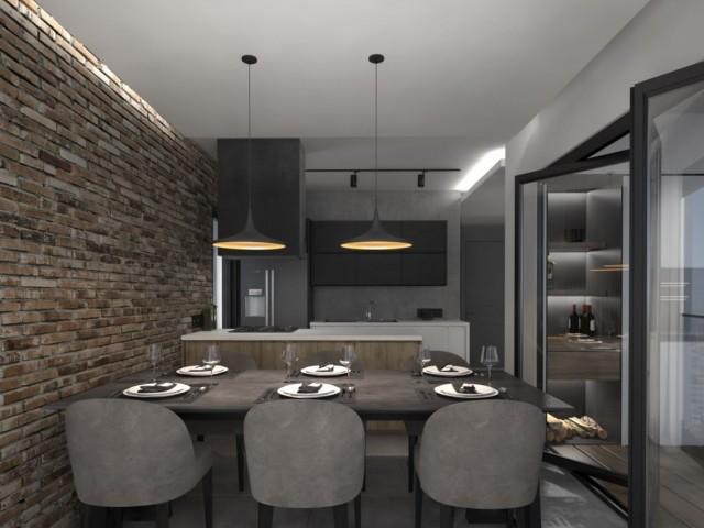 Memplus Yenikent Apartmanları(Penthouse)