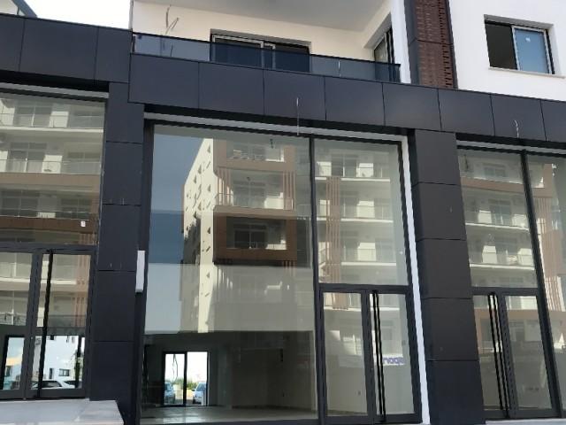 Lefke Gemikonağında yeni kiralık dükkan ( Yeni Alpcan Towers Mira'da)