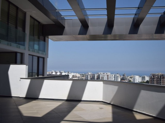 Luxury apartments for rent in Kyrenia
