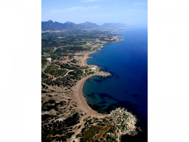 Cyprus Kyrenia Land For Sale / Alagadi