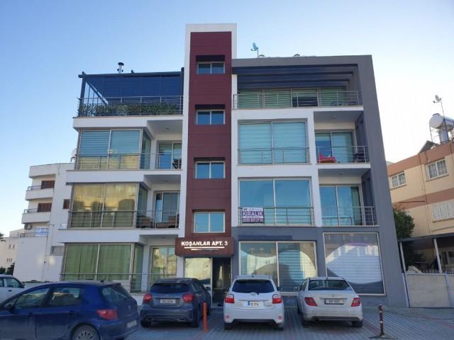 Lefkoşa Ortaköy'de Telsim arkası kiralık ofis