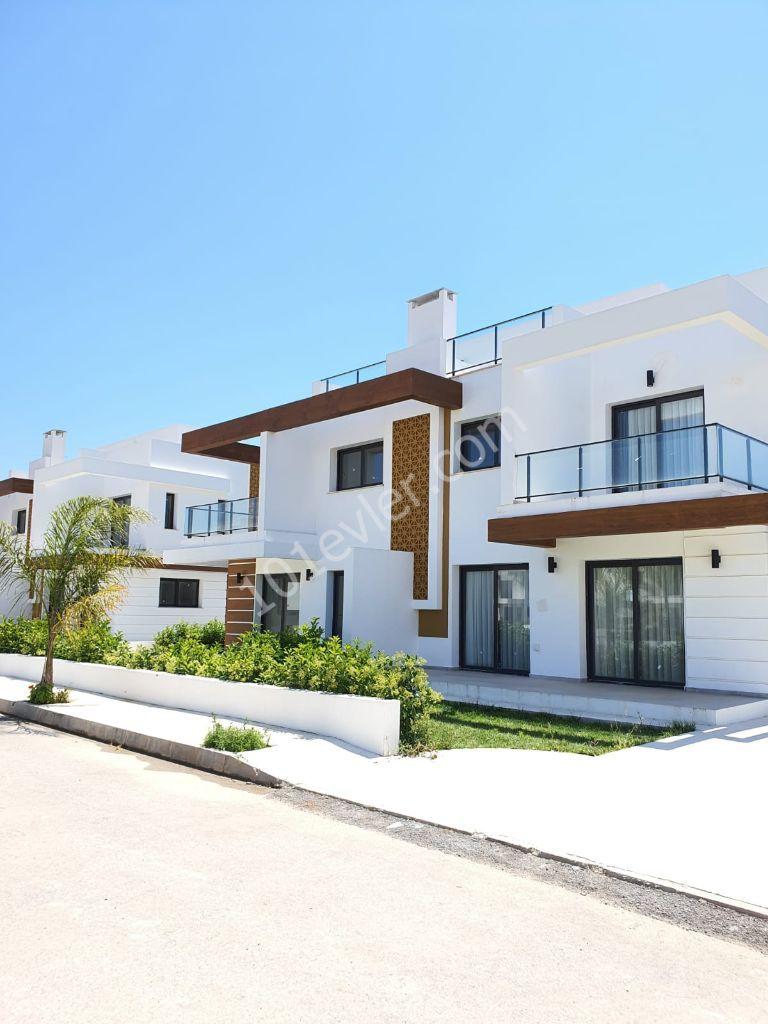 3+1 yeni lüks villa Mağusa, Yeni Boğaziçi